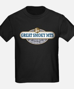 The Great Smoky Mountains National Park T-Shirt