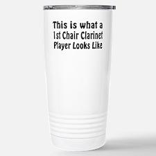 1st Chair Clarinet Travel Mug