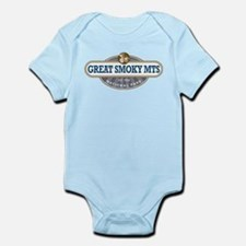 The Great Smoky Mountains National Park Body Suit