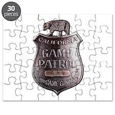 California Game Warden Puzzle