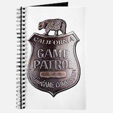 California Game Warden Journal