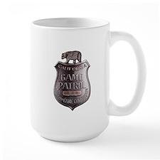 California Game Warden Mugs