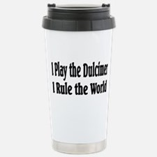 Dulcimer Stainless Steel Travel Mug