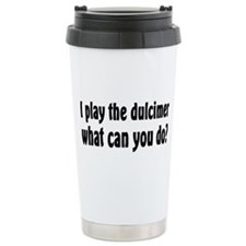 Dulcimer Travel Mug