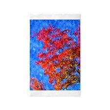 3'X5' Area Rug - Autumn Muskoka Maples
