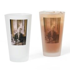 The Dead Drinking Glass
