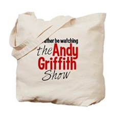 Andy Griffith Show Tote Bag