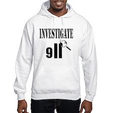 Investigate 9/11 Hoodie