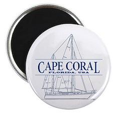 Cape Coral - Magnet