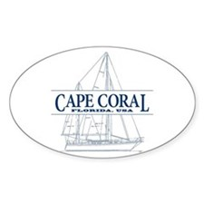 Cape Coral - Decal