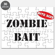 Bite Size Zombie Bait Puzzle