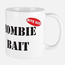 Bite Size Zombie Bait Mugs