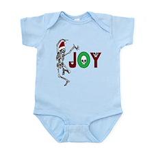 Skeleton Santa - Joy Body Suit