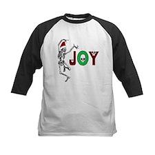 Skeleton Santa - Joy Baseball Jersey