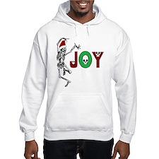 Skeleton Santa - Joy Hoodie