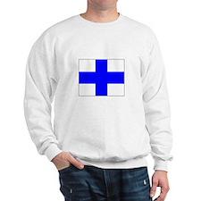 USCG Recruit Company X175<BR> Sweatshirt 2