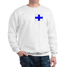 USCG Recruit Company X175<BR> Sweatshirt 1