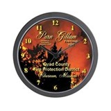 Fire chief Basic Clocks