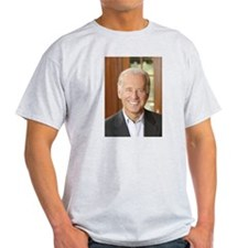 Joe Biden Ash Grey T-Shirt