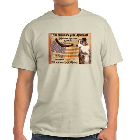 Minis Gone American Light T-Shirt
