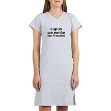Lupus Women's Nightshirt