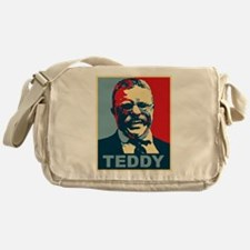 Teddy Roosevelt Messenger Bag