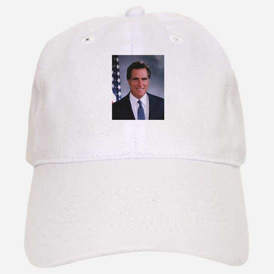 Mitt Romney Baseball Baseball Cap