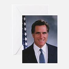 Mitt Romney Greeting Cards (Pk of 10)