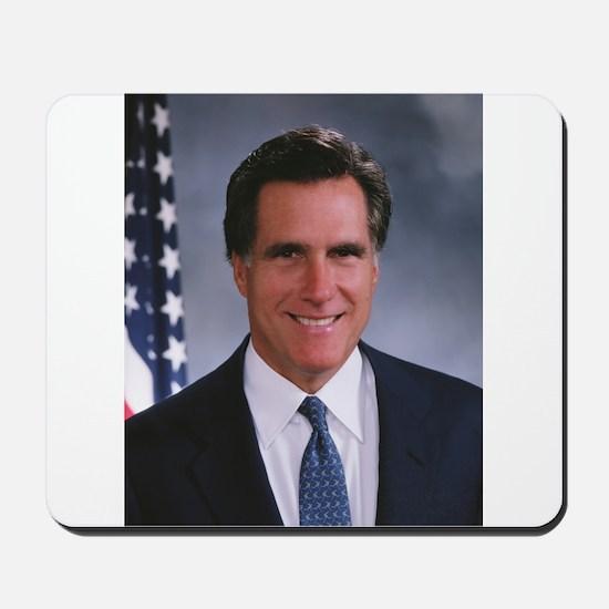 Mitt Romney Mousepad