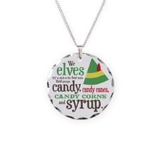 Elf Candy Syrup Necklace