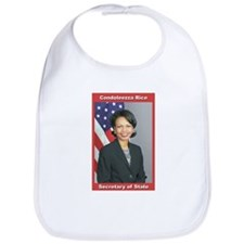 Condoleezza Rice Bib