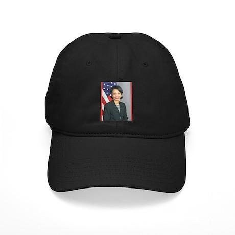 Condoleezza Rice Black Cap