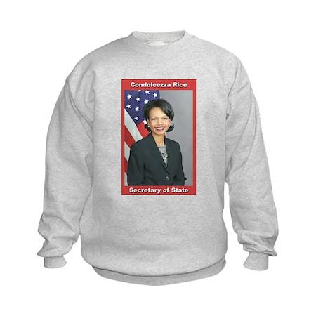 Condoleezza Rice Kids Sweatshirt