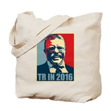 TR in 2016 Tote Bag