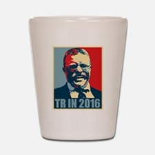 TR in 2016 Shot Glass
