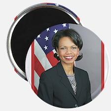 """Condoleezza Rice 2.25"""" Magnet (100 pack)"""