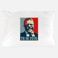 TR in 2016 Pillow Case