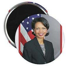 """Condoleezza Rice 2.25"""" Magnet (10 pack)"""