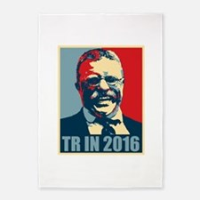 TR in 2016 5'x7'Area Rug