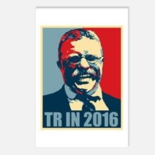TR in 2016 Postcards (Package of 8)