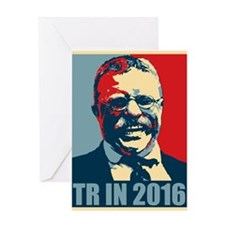 TR in 2016 Greeting Card