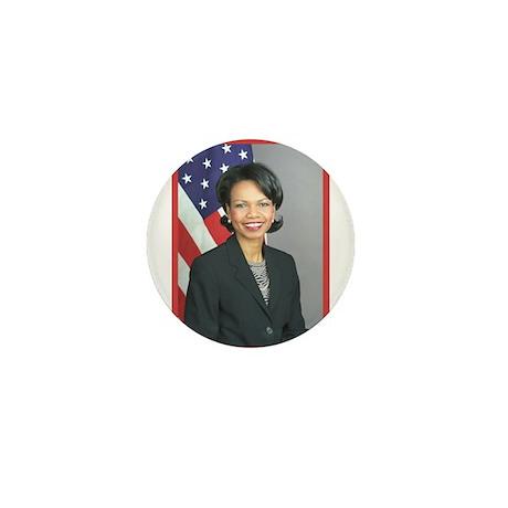 Condoleezza Rice Mini Button (100 pack)