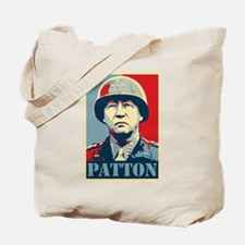 General Patton Tote Bag