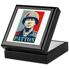 General Patton Keepsake Box