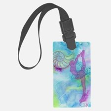 Connecting with the Cosmos Luggage Tag