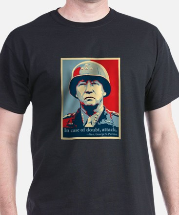 Patton Attack T-Shirt