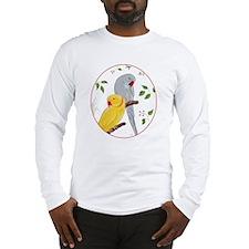 Indian Ringnecks Long Sleeve T-Shirt