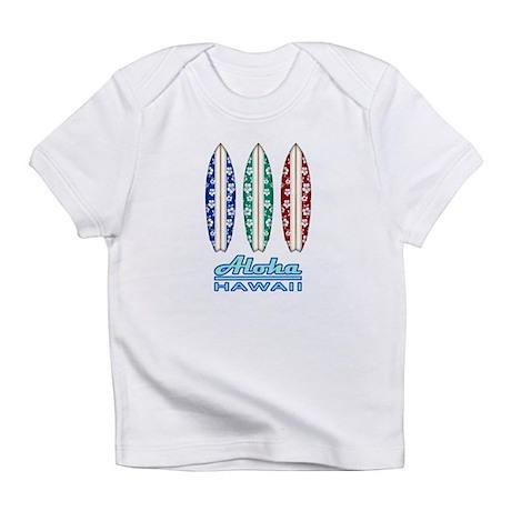 Aloha - Hawaii Surf Boards Infant T-Shirt