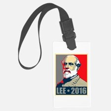 Lee for President Luggage Tag
