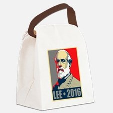 Lee for President Canvas Lunch Bag